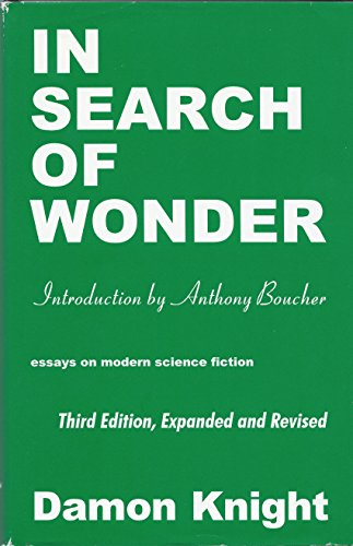 9780911682311: In Search of Wonder: Essays on Modern Science Fiction