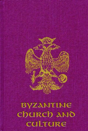 9780911726541: Byzantine Church and Culture