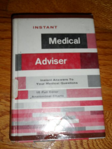Instant Medical Adviser (Instant reference library): Jeanne Smith