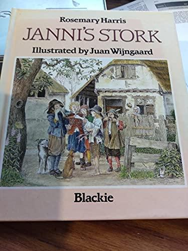 9780911745207: Janni's stork