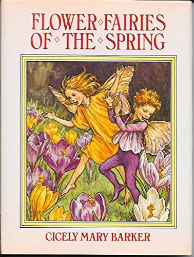 9780911745900: Flower Fairies of the Spring: Poems and Pictures