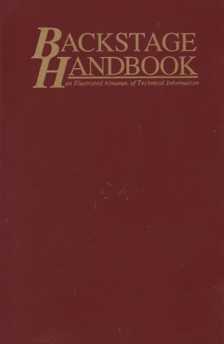 9780911747096: Backstage handbook: An illustrated almanac of technical information