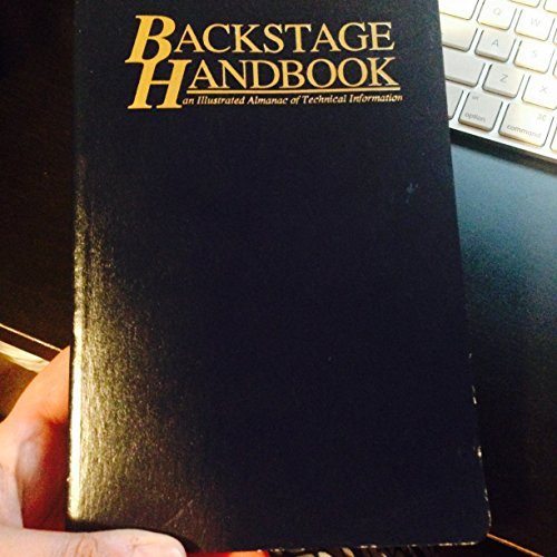 9780911747294: Backstage Handbook: An Illustrated Almanac or Technical Information