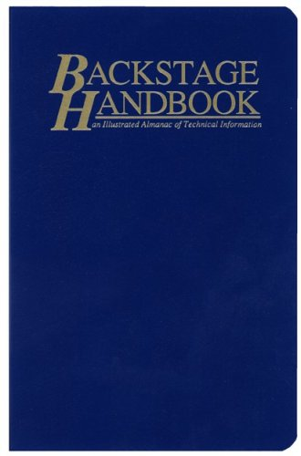 9780911747393: The Backstage Handbook: An Illustrated Almanac of Technical Information