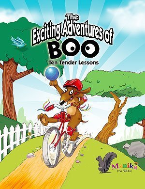 The Exciting Adventures of Boo: Ten Tender: Manika, William Garbacz