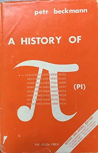 9780911762129: A history of [pi] (pi) [Gebundene Ausgabe] by