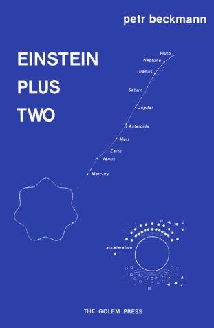 9780911762396: Einstein Plus Two