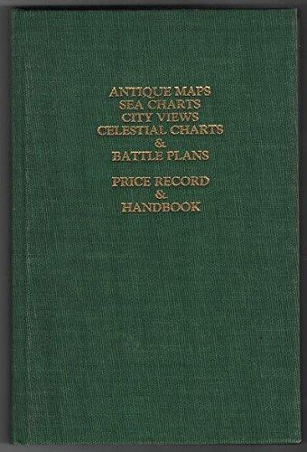 Antique Maps, Sea Charts, City Views, Celestial: Jolly, David C.