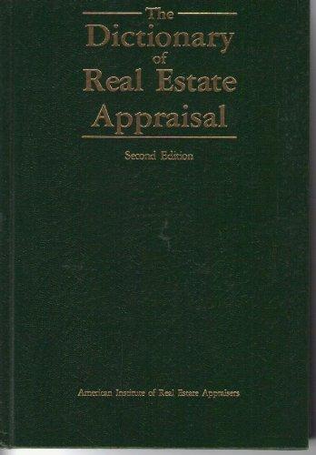 Book appraisal real estate