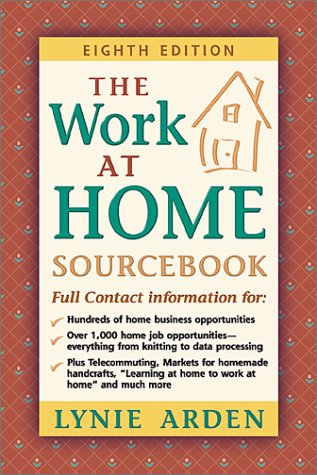 9780911781175: The Work at Home Sourcebook