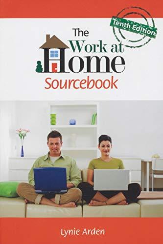 9780911781205: The Work at Home Sourcebook
