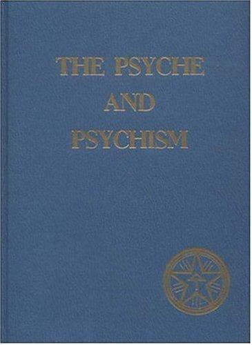 Psyche and Psychism (2-Volume Set): Saraydarian, Torkom