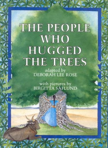9780911797800: The People Who Hugged the Trees: An Environmental Folk Tale (An Arpel graphics book)