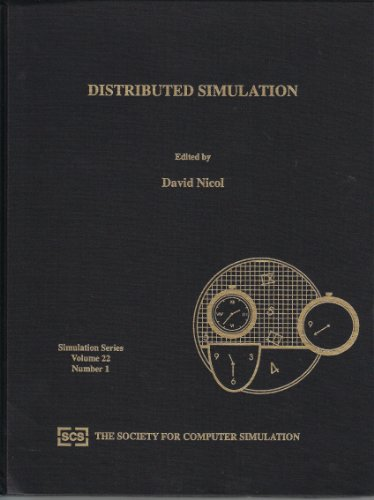 9780911801620: Distributed Simulation: Proceedings of the Scs Multiconference on Distributed Simulation, 17-19 January, 1990, San Diego, California (Simulation Series)