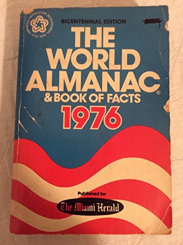 9780911818055: The World Almanac &Book of Facts 1976