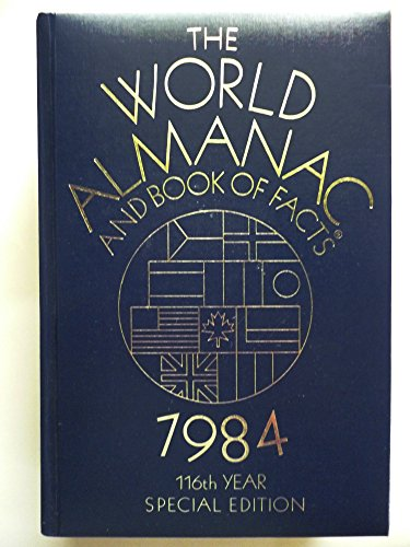9780911818420: The World Almanac & Book of Facts, 1984