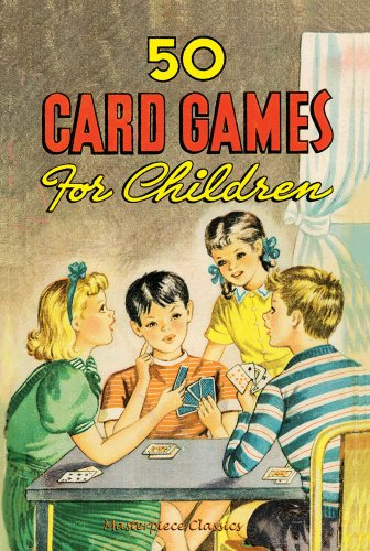 50 Card Games for Children: Quin, Vernon
