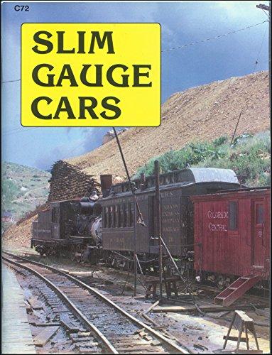9780911868722: Slim gauge cars