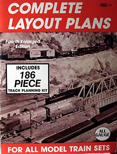 9780911868739: Complete layout plans for all model train sets