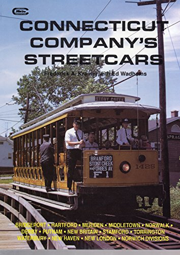 Connecticut Company's Streetcars