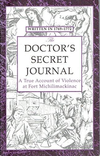 The doctor's secret journal: Daniel Morison