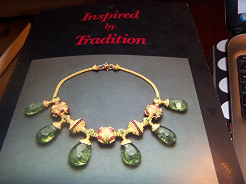 9780911886337: Inspired by tradition: Gems and jewelry from a private collection, created by Claire V. Bersani : an exhibition presented at the Walters Art Gallery, 1987