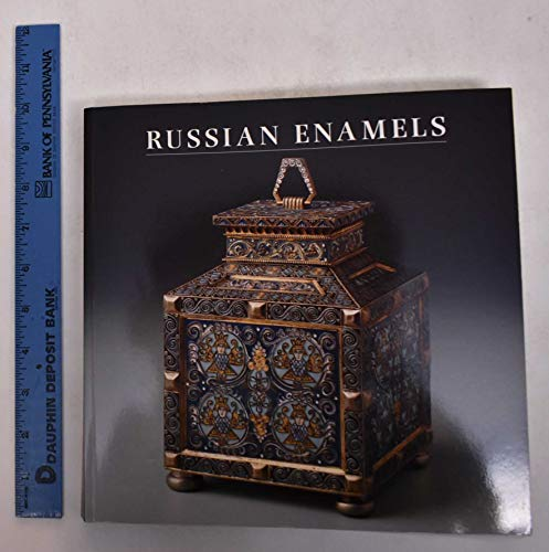 9780911886467: Title: Russian Enamels Kievan Rus to Faberge
