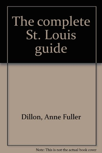 9780911891034: The complete St. Louis guide