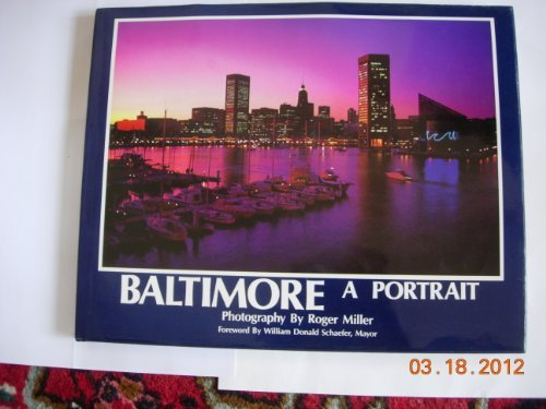 9780911897005: Baltimore, a portrait