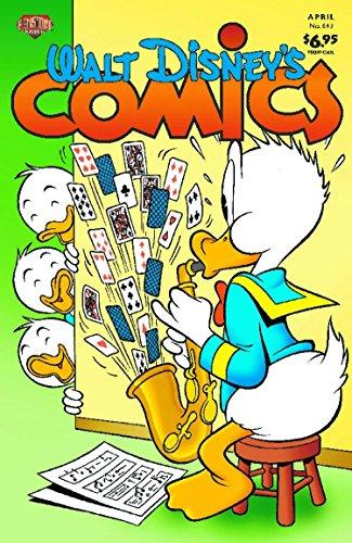 9780911903317: Walt Disney's Comics And Stories #643