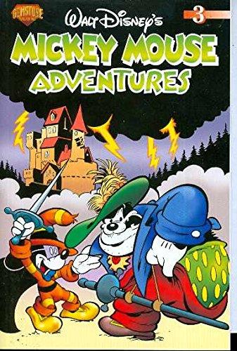 9780911903904: Mickey Mouse Adventures Volume 3