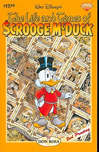 Life And Times Of Scrooge Mcduck: Don Rosa