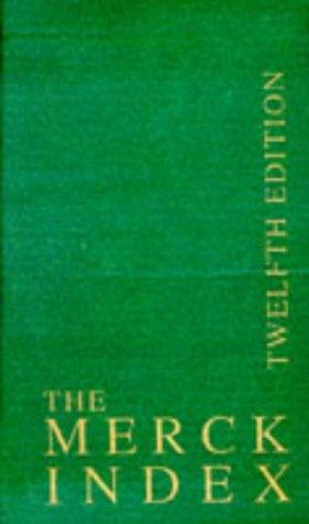 9780911910124: The Merck Index, Print Version, Twelfth Edition