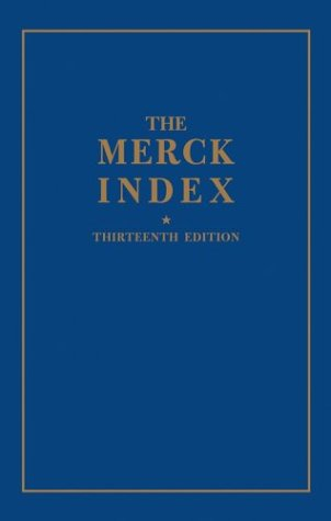 9780911910131: The Merck Index: An Encyclopaedia of Chemicals, Drugs and Biologicals