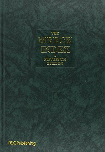 The Merck Index: An Encyclopedia of Chemicals,: Merck