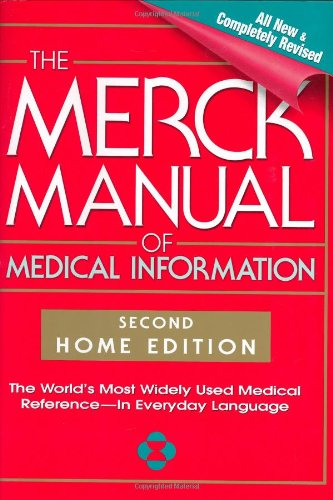 9780911910353: The Merck Manual of Medical Information, Second Edition: The World's Most Widely Used Medical Reference - Now In Everyday Language