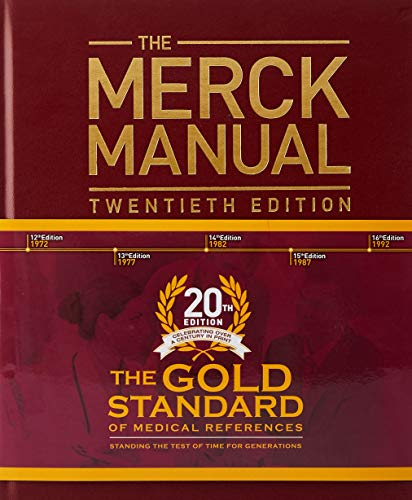 9780911910421: The Merck Manual of Diagnosis and Therapy [Lingua inglese]