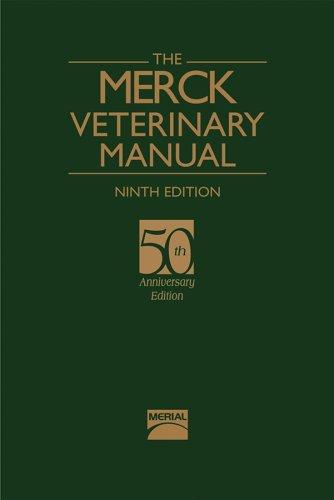 9780911910506: The Merck Veterinary Manual