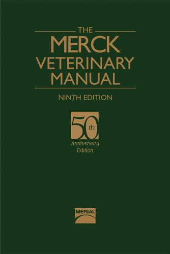 The Merck Veterinary Manual,9ed: Kahn, Cynthia M.;Line,