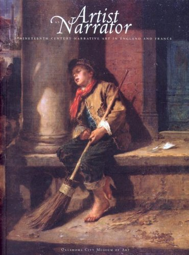 9780911919028: Artist As Narrator: Nineteenth Century Narrative Art in England And France