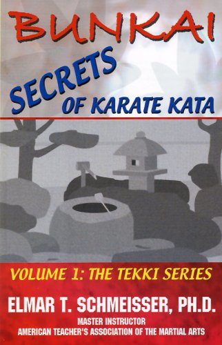 9780911921366: Bunkai: Secrets of Karate Kata: 1 (The Tekki Series Vol. 1)