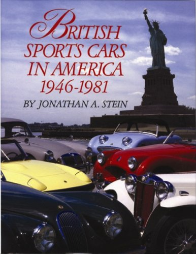 9780911968989: British Sports Cars In America 1946-1981