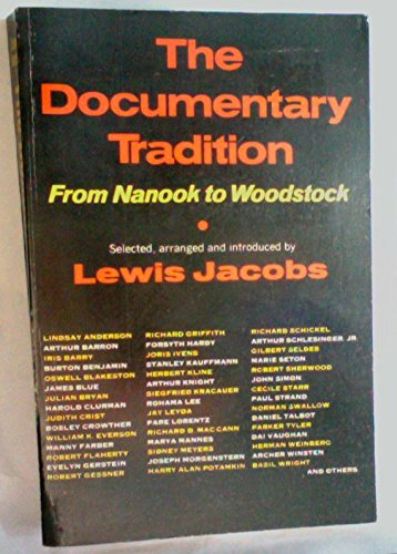Documentary Tradition: Jacobs, Lewis