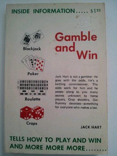 gamble and win: hart,jack