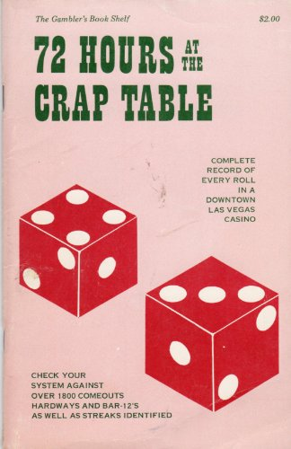9780911996296: 72 Hours at the Crap Table