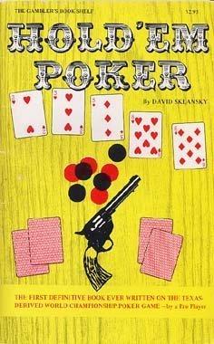 9780911996678: Hold 'Em Poker