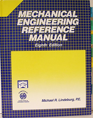 9780912045177: Mechanical Engineering Reference Manual