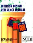 9780912045412: Interior Design Reference Manual/a Guide to the Ncidq Exam