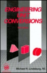 9780912045634: Engineering Unit Conversions (Engineering Reference Manual Series)