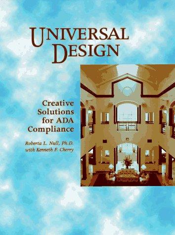 9780912045863: Universal Design